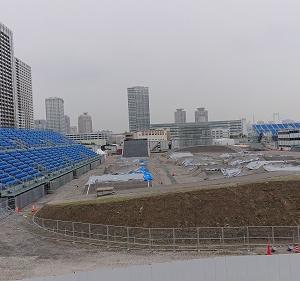 「BMX」オリンピック会場のお話