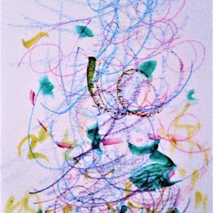 アート: 熱帯魚の思い出