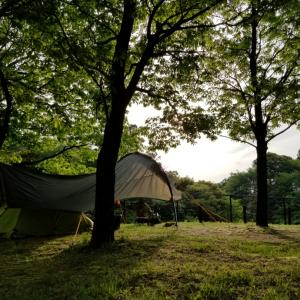 【その②】GW2連泊パイクキャンプ