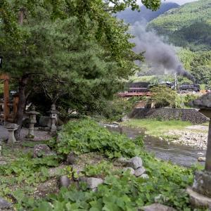汽車は津和野を旅立つ(山口線)9月の3連休出撃記・終了!