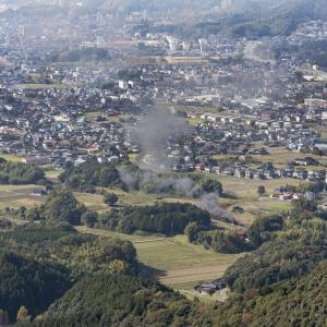 大山路をゆくD51(山口線)