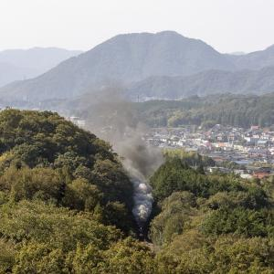 街から山へ(山口線)やまぐち号出撃記・関東組との楽しい3日間・スタート