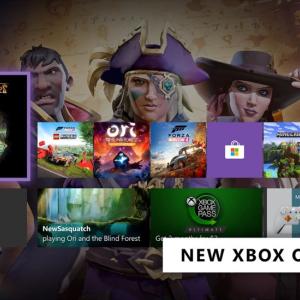 新しいXbox ダッシュボードがすべてのユーザーに提供開始。