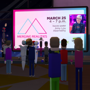 アーティストのVRライブ会場としてMicrosoft AltspaceVRが使われるかも。