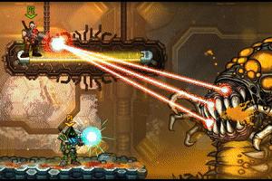 Xbox One「Fury Unleashed」配信、コミック風ローグライクアクション!(体験版配信中)