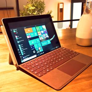 Surface Goがアップデート!カメラが改善されました。