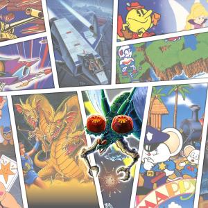 Xbox One「NAMCO MUSEUM ARCHIVES Vol 2」配信、ギャプラス(アーケード移植版)もプレイ可能。