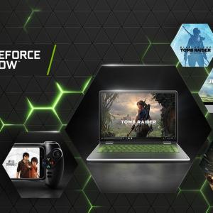 GeForce Nowにスクウェアエニックスタイトルが復活へ。