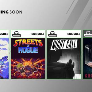 【Xbox Game Pass】6月月末の追加タイトル「The Messenger」「Night Call」など