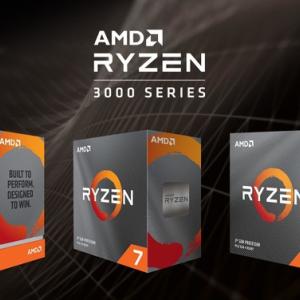 AMD 3000 XTが発表、低電力化&さらなるパフォーマンスを。