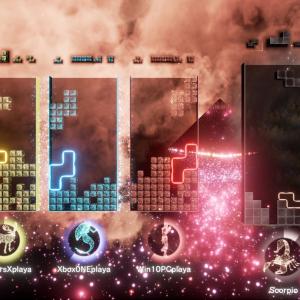 「Tetris Effect: Connected」が発表、マルチで繋がる音楽テトリス!Xbox Game Passに登場。