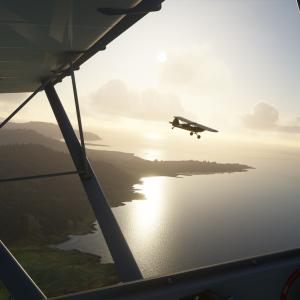 Xbox Series X S版「Microsoft Flight Simulator」が初のアップデート、バグを修正。