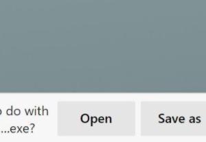 新しいMicrosoft Edge、ダウンロード時に保存場所を尋ねる機能が開発中。