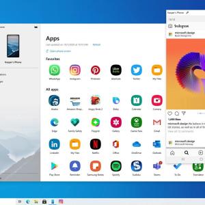 Windows 10でAndroidアプリのサイドバイサイドでのストリーミング対応が計画中。