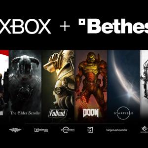 【速報】マイクロソフト、「Bethesda」を含むZenimax Mediaを買収へ。Game Passに今後追加。