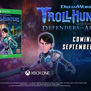 Xbox One「Trollhunters: Defenders of Arcadia」配信!デルトロ×ドリームワークスの最強タッグNetflixアニメがゲームに!