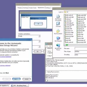 Windows XPを含むソースコードがWebに流出した可能性。