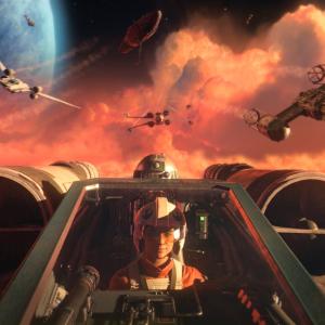 Xbox One「スターウォーズ:スコードロン」配信!リアルな操縦体験で宇宙戦闘機を操ろう。