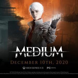 The Medium開発者、Xbox Series Sを絶賛!「Xbox Series Xで遊んだかと思った」