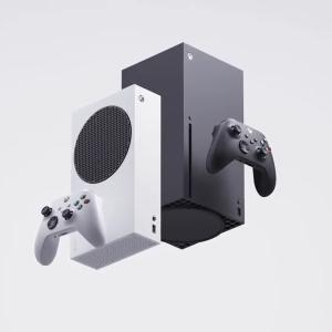 Xbox Series X|S、Xbox史上最速の売れ行き!MSのゲーム収益を11%押し上げる。