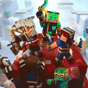 Minecraft Dungeons: Howling Peaks DLCが12月9日発売!新シーズンパスも。