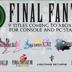 Xbox Game Pass、ファイナルファンタジーシリーズの追加は継続。