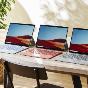 Surface Pro 7の2020年1月のシステムアップデートの提供が開始。