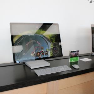 Surface Studio 2が2021年5月のファームウェアアップデート、セキュリティの更新。