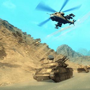Xbox本日発売『Heliborne』ヘリコプターで戦場を支援せよ。