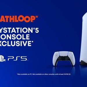マイクロソフトのDeathloopが2021年最も評価されたPS5ゲームの1つになりました。