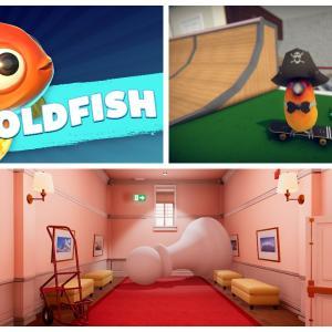 Xbox Game Pass本日発売『I AM FISH』『SkateBird』『Superliminal』