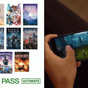 Xbox クラウドゲーミングに11のタッチ操作対応ゲームが追加、MediumやHalo Wars 2がプレイ可能に。