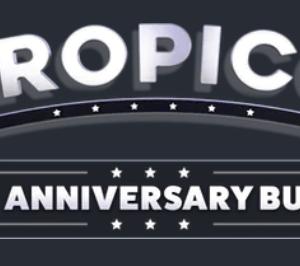 【PCセール】Humbleでトロピコ20周年バンドルがセール中!