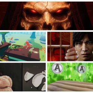 Xbox本日発売「ディアブロll リザレクテッド」「ロストジャッジメント」他