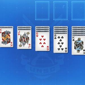 『Microsoft Solitaire Collecition』と『Microsoft Mahjong』でHaloテーマが追加。