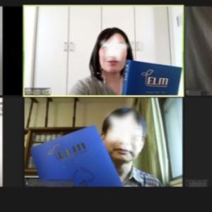 講師による「勇気づけ講座」のオンライン講座向け勉強会