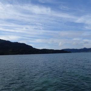 そこそこ穏やかな石垣島でした(^^)