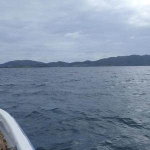 島は肌寒かったさぁ~(^^;)