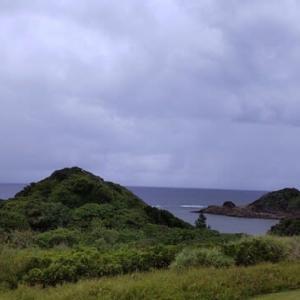 台風3号が通過しました