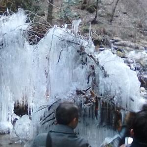 1月14日払沢の滝