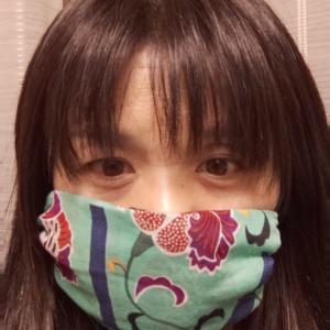 縫わないハンカチマスク