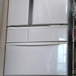 冷蔵庫がやって来た❗️