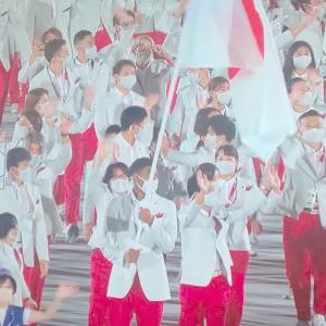 家族で見るオリンピック