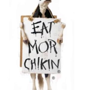 Chick-fil-A 話