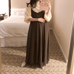 秋→常夏に気温が変わる旅行で大活躍した服が半額に!