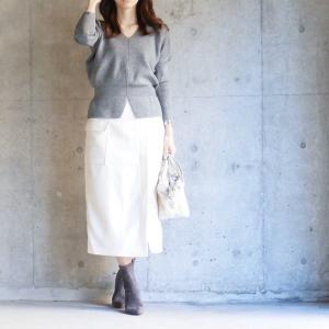 【GU】隠れた名品だ!と感じる990円スカート