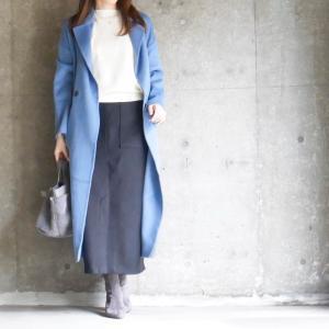 【GU】完璧シルエットなスカート&レビューほぼ満点ニット