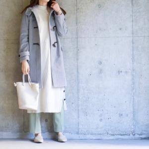 【GU】5,000円以下に見えない上質コート×オンオフ使えるキレイ色パンツ