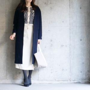 【GU】この秋冬1番着てる!!990円スカート