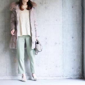 【GU】冬に欠かせない!!優秀すぎる美脚パンツ